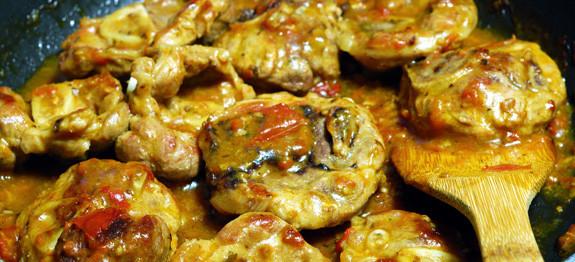 Ricetta ossibuchi in salsa for Cucinare ossobuco