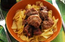 Castrato bollito - Secondi di carne del Veneto